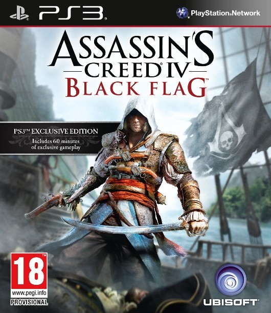 Assassin's Creed 4 Black Flag Használt