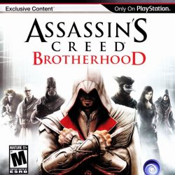 Assassin's Creed Brotherhood HASZNÁLT